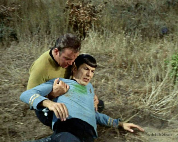 spock has green blood vulcan blood what could cause the color just kidding