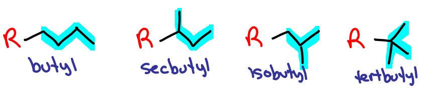 butyl-secbutyl-isobutyl-and-tertbutyl-substituents