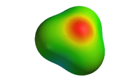 electron-density-map-of-h3o