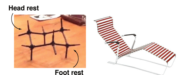 image-of-cyclohexane-chair-with-head-rest-and-foot-rest-side-by-side-with-deck-chair