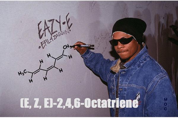 Eazy-E-teaches-E-and-Z-2E-4Z-6E-Octatri-2,4,6-ene-2