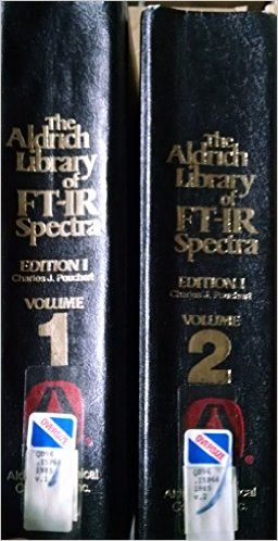 Aldrich library of IR spectra from library